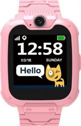 Детские смарт-часы Canyon Tony KW-31 Pink