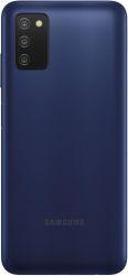 Смартфон Samsung Galaxy A03s SM-A037 3/32GB Dual Sim Blue (SM-A037FZBDSEK) - Картинка 3