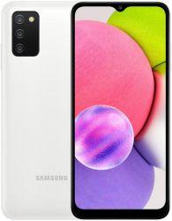 Смартфон Samsung Galaxy A03s SM-A037 3/32GB Dual Sim White (SM-A037FZWDSEK) - Картинка 1