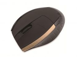 Мышь Aneex E-M550 Black/Gold USB