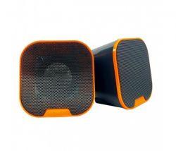 Акустическая система Voltronic Crash X9 Black/Orange (EX-CX9/20993)