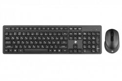 Комплект (клавиатура, мышь) беспроводной 2E MK420 (2E-MK420WB) Black - Картинка 1