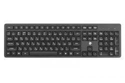 Комплект (клавиатура, мышь) беспроводной 2E MK420 (2E-MK420WB) Black - Картинка 2