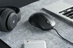 Мышь 2E MF160 Black (2E-MF160UB) USB - Картинка 2