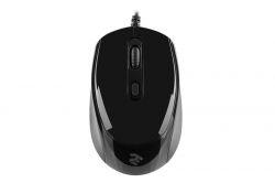Мышь 2E MF1100 Black (2E-MF1100UB) USB - Картинка 1