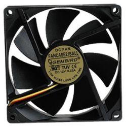 Вентилятор Gembird FANCASE2 90мм