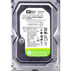 HDD SATA  500GB WD AV-GP 32MB (WD5000AVDS_AV) Ref