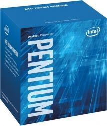 Процессор Intel Pentium (LGA1151) G4500, Box, 2x3,5 GHz, HD Graphic 510 (1050 MHz), L3 3Mb, Skylake, 14 nm, TDP 51W (BX80662G4500)