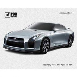 Коврик для мыши Podmyshku Nissan GT-R
