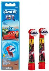 Насадка Braun Oral-B Stages Kids Cars EB10 2шт