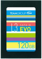 """SSD  120GB Team L3 EVO 2,5"""" SATAIII TLC (T253LE120GTC101) OEM"""