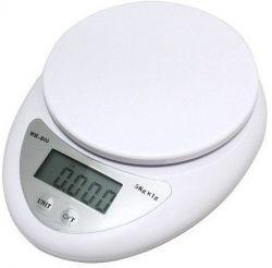 Весы кухонные Lux WH-B05/6123 5кг (1809)