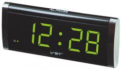 Часы Vst 730-4 Emerald LED