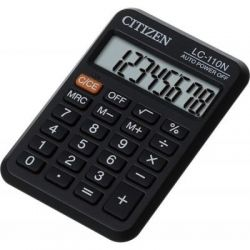 Калькулятор Citizen LC-110III