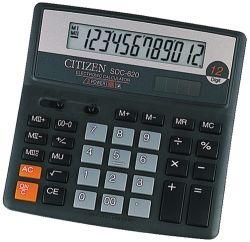 Калькулятор Citizen SDC-620 II