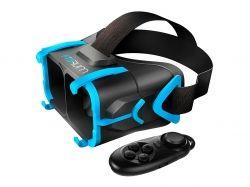 Шлем виртуальной реальности FIBRUM Combo Pack (FBRCPBL)