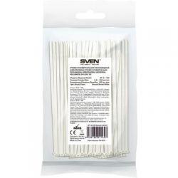 Стяжки SVEN NT-4x300 Белый (100шт) UAH
