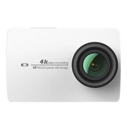 Экшн-камера Xiaomi Yi 4K White