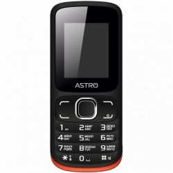 Astro A177 Dual Sim Black/Red