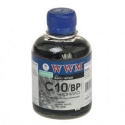 Чернила WWM CANON PG-510/512/PGI-520Bk/PGI-425PGBk (Black Pigmented) (C10/BP-2) 100г