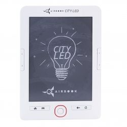 Электронная книга AirOn AirBook City LED Grey