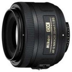 Объектив Nikon 35mm f/1.8G AF-S DX