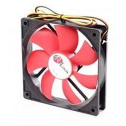 Вентилятор ProLogix 80*80*25 4pin Black/Red(PF-SB80BR4) BOX