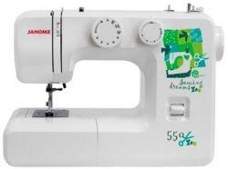 швейная машинка JANOME Sewing Dream 550