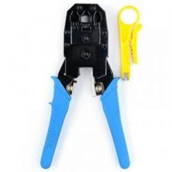 Инструмент для обжимки RJ-45/RJ-12/RJ11 (8P8C,6P6C,6P4C)