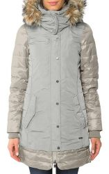 Пальто женское Tom Tailor Olive, размер M