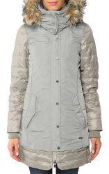 Пальто женское Tom Tailor Beige, размер XS