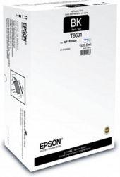 Контейнер с чернилами EPSON WF-R8590 (T8691) (C13T869140) Black XXL, 1520мл