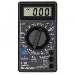 Мультиметр DT838, Black