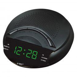 Радио-часы VST 903-2 Green LED