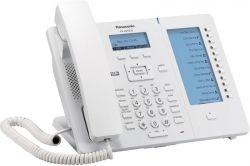 Проводной IP-телефон Panasonic KX-HDV230RU White