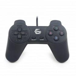 Геймпад Gembird JPD-UB-01Black USB