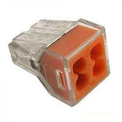 Коннектор Smartfortec CMK-104 4-контактный (10 шт/уп)