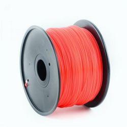 Филамент пластик Gembird (3DP-ABS1.75-01-R) для 3D-принтера, ABS, 1.75 мм, красный, 1кг
