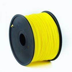 Филамент пластик Gembird (3DP-ABS1.75-01-Y) для 3D-принтера, ABS, 1.75 мм, желтый, 1кг
