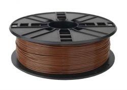 Филамент пластик Gembird (3DP-PLA1.75-01-WD) для 3D-принтера, PLA, 1.75 мм, дерево, 1кг