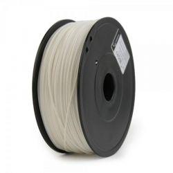 Филамент пластик Gembird (FF-3DP-ABS1.75-02-W) для 3D-принтера, ABS, 1.75 мм, белый, 600гр