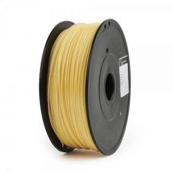 Филамент пластик Gembird (FF-3DP-ABS1.75-02-Y) для 3D-принтера, ABS, 1.75 мм, желтый, 600гр