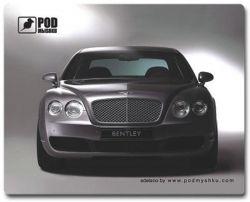 Коврик для мыши Podmyshku Bentley