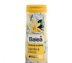 Гель для душа Balea Vanille & Cocos, 300 мл (Германия)