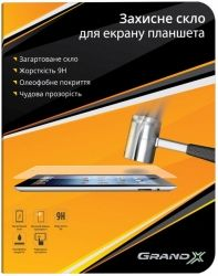 Защитное стекло Grand-X для Samsung Galaxy Tab E 9.6 SM-T560/SM-T561, 0.4 мм (GXST560)