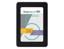 "Винчестер SSD SATA III 120Gb 2.5"" Team L5 Lite (T2535T120G0C101) БН"