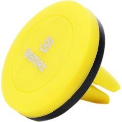 Держатель автомобильный Remax RM-C10 Black/Yellow