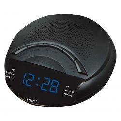 Радио-часы VST 903-5 Blue LED