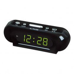 Часы Vst 716-2 Green LED