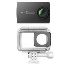 Экшн-камера Xiaomi Yi 4K + Waterproof Case Black